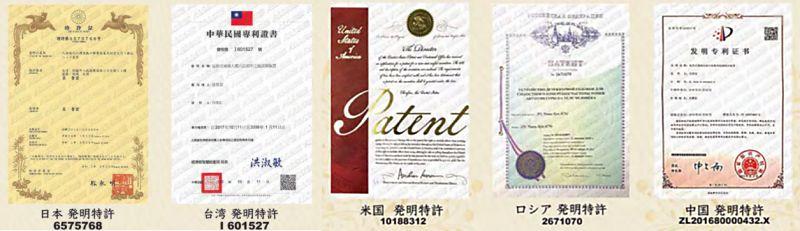 オールワン275発明特許