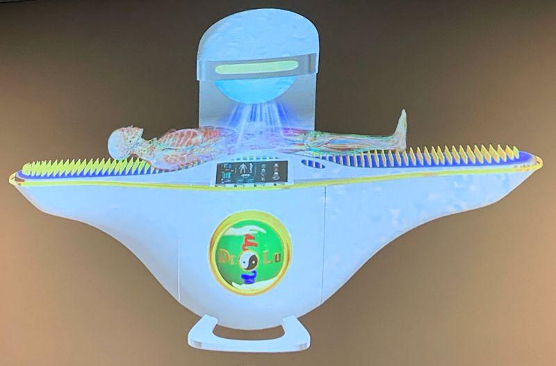 量子スペクトル健康調整カプセル